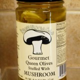 Olives Stuff with Mushrooms