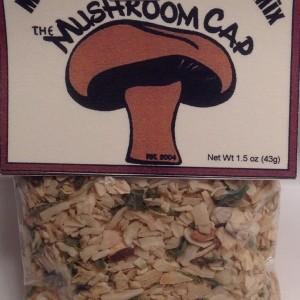 Mushroom 'N Cheese Dip