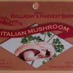 Halladay's Italian Mushroom Dip