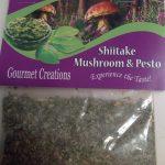 Shiitake Mushroom & Pesto