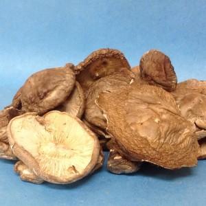 Dried shiitake