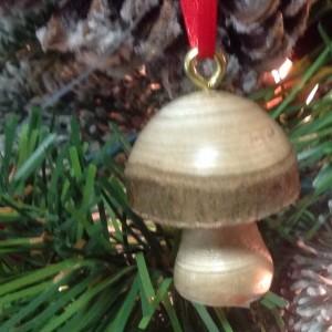 Wooden mushroom xxs
