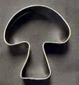 Mushroom Cookie Cutter