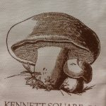 Kennett Square, PA Tea Towel