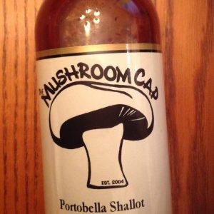 Portabella Shallot Chop Sauce